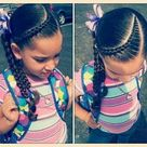 Mixed Kids Hairstyles
