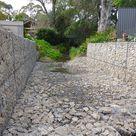 Creek Restoration   Gabion Walls   Prospect Contractors