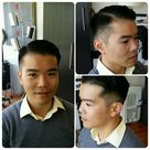 Men's Fade Haircut