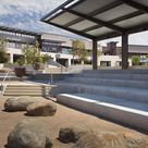 All project Photography: Copyright Zack Benson Photography  District: Escondido Union High School District Size: 135,000 sf; 34 Acre Site Cost: $50,000,000  ...