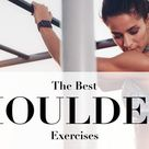 Top 10 Exercises For Sexy, Shapely & Toned Shoulders