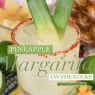 Refreshing Pineapple Margarita mocktail & cocktail recipe