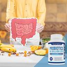 Probiotics Supplement With Prebiotics & Digestive Enzymes
