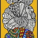 Turkeys to Color - Fun for Kids and Adults! - Classroom Freebies