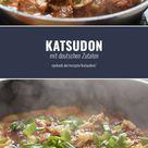 Katsudon mit deutschen Zutaten Rezept ✪ japanische & koreanische Rezepte