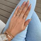 Gold Tips⚜️ discovered by rose_21 on We Heart It