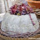 DIY backe Beton Kuchen..