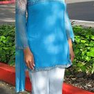Indian Desi Aunty in Shalwar Kameez