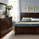 Mission Style Bedrooms