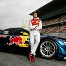 Jamie Green with his Audi RS5 DTM for 2013 DTM Championship   OZ Racing Wheels for Audi Sport
