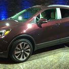 2017 Buick Encore freshens up for New York debut