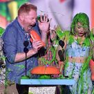Modern Family's Kids' Choice Night Was Filled With Smiles, Selfies, and Slime