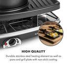 Entrecote-Fondle Raclette Grill