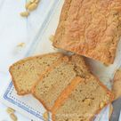 Koolhydraatarm pindakaas brood - Carola Bakt Zoethoudertjes