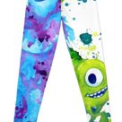 Monster Inc Leggings by OurStyle
