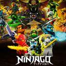 Lego Ninjago Ninja Vs villains Poster