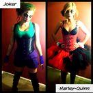 Female Joker Costume