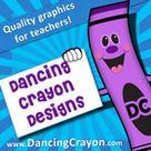 Dancing Crayon Designs
