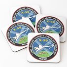 X-59 Quesst: The Supersonic Transport Of Nasa Coasters by Nikki SpaceStuffPlus