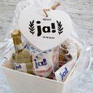 Hochzeitsgeschenk mit Ja!-Produkten