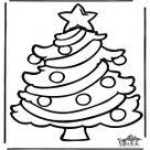 Kerst Window Color 6 - Knutselen Kerst