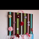 Barrette Holder
