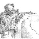 Saatchi Art Artist Richard Johnson; Drawing,