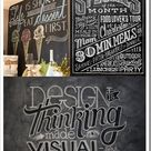 Chalkboard Writing