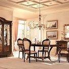 Wohnzimmer Esszimmer Sinfonia Nussbaumfarbe online kaufen