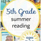 Engaging 5th Grade Summer Reading Book List