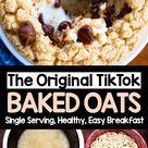 TikTok Baked Oats - {The EASY Popular Recipe!}
