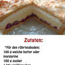 Beste-Torte mit Schmand - Rezept
