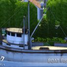 Fishing Boat by Noiranddarksims