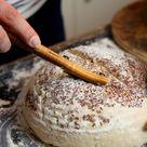 Joghurtbrot - ein einfaches und saftiges Brot mit Joghurt - BrotAberLecker