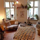 Gemütliches WG-Zimmer in Berlin.
