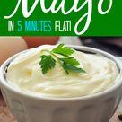 Healthy Mayonnaise