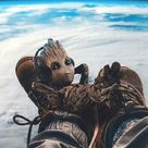 Baby Groot wallpaper by AmazingWalls - a90c - Free on ZEDGE™