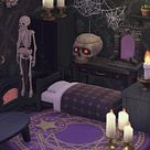 Spooky ACNH QR codes and designs: Photo