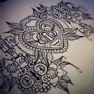 Fan Tattoo
