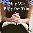 Blessing Counters Prayer Page | Counting My Blessings
