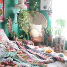 10 Boho Bungalow Instagram Accounts You Will Want to Follow   Vintage home decor, Bohemian bedroom d