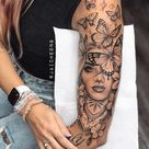 Do you know these cute female tattoo pattern & tattoo placement? -