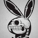Image about skull in :3 by viki - - on We Heart It
