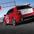 Audi A3 TDI Clubsport Quattro Concept 2008   Энциклопедия концептуальных автомобилей
