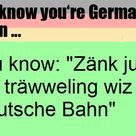 Talked like that in the german train when I noticed a man in a uniform standing next to me, waiting for my ticket...