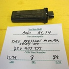 Audi Tire Pressure Monitor 8E0907277 Used Auto Parts   Mercedes Benz Used Parts   BMW Used Parts