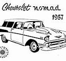 Chevy Drawing Coloring Pages Truck Nomad Drawings 55 Pencil 57 Classic 1957 Cars Ink Books Camaro Colouring Getdrawings Pen Kolorowanki Sketch Coloring Page
