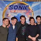 Sonic the Hedgehog Movie Cast Interview: Jim Carrey, James Marsden, Ben Schwartz