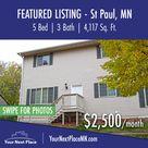 210 North Avon Street, St. Paul, MN 55104 5 Bedroom House for Rent for $2,400/month - Zumper