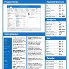 Handy Cheat Sheets – Microsoft Office   CustomGuide